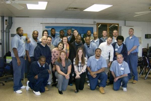 Photo of the Inside-Out Prison Exchange participants