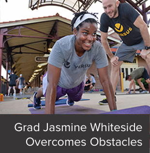 Jasmine Whiteside