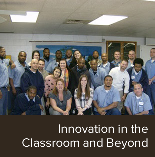 Innovation in the Classroom and Beyond